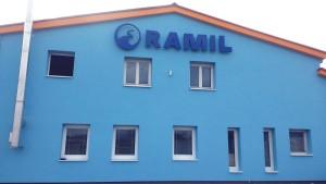 RAMIL - budova